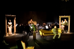 The Yellow Sofa